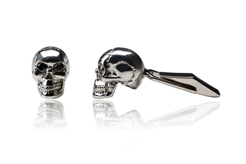Spirity Cove Skull Cufflinks - The Stylish Man