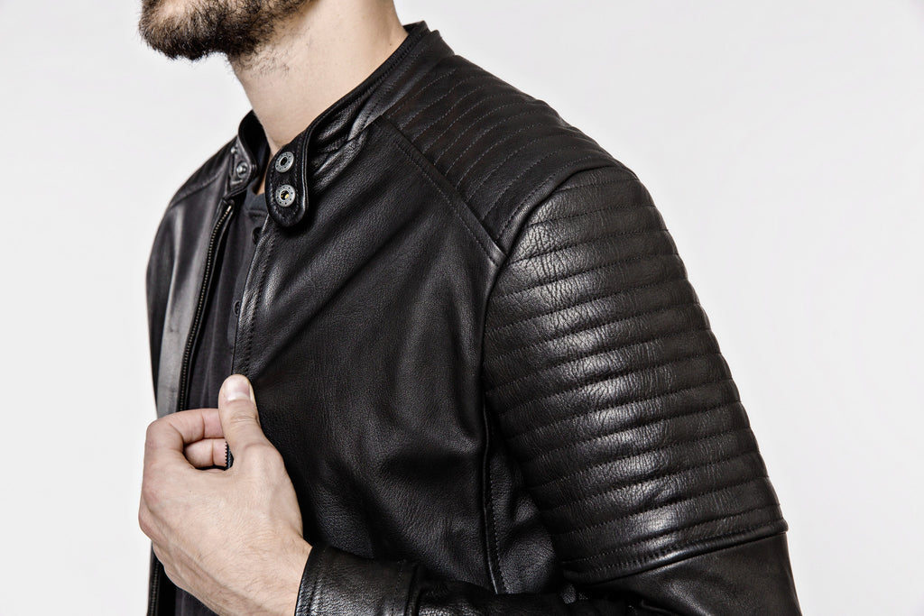Delikt Clothing JKT:4 The Ribbed Racer