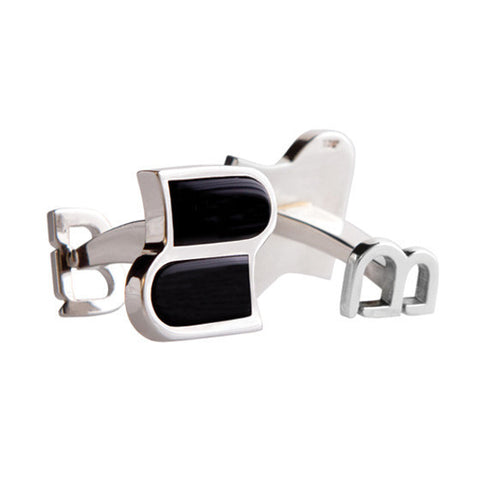 Bracaletti Deux Cufflinks - The Stylish Man