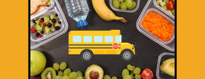 5 Back to School Snacks
