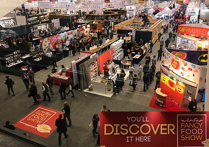 Winter Fancy Food Show 2017 San Francisco