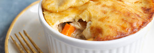 Personal Turkey Pot Pie
