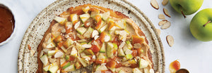 Taffy Apple Pizza Pie