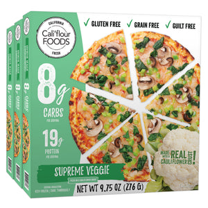 Supreme Veggie Pizza