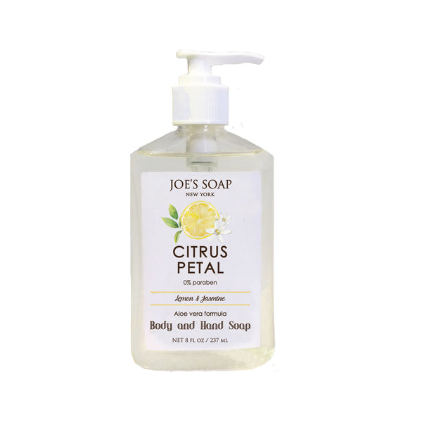 "<FONT size=""3"">Body and Hand Soap</FONT> <BR>CITRUS PETAL"