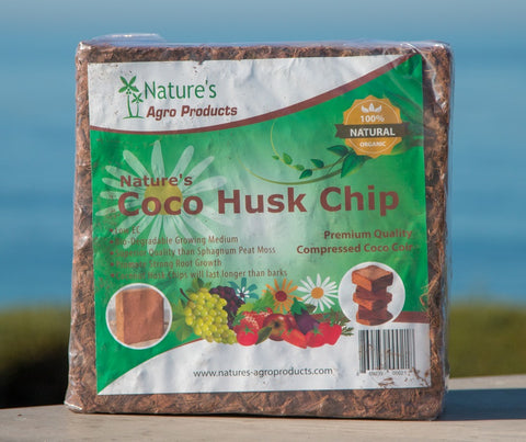 Nature's Coco Chips - 11 Pound Block