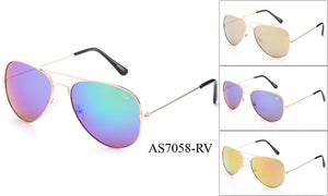 AS7058-RV - GOGOsunglasses, IG sunglasses, sunglasses, reading glasses, clear lens, kids sunglasses, fashion sunglasses, women sunglasses, men sunglasses