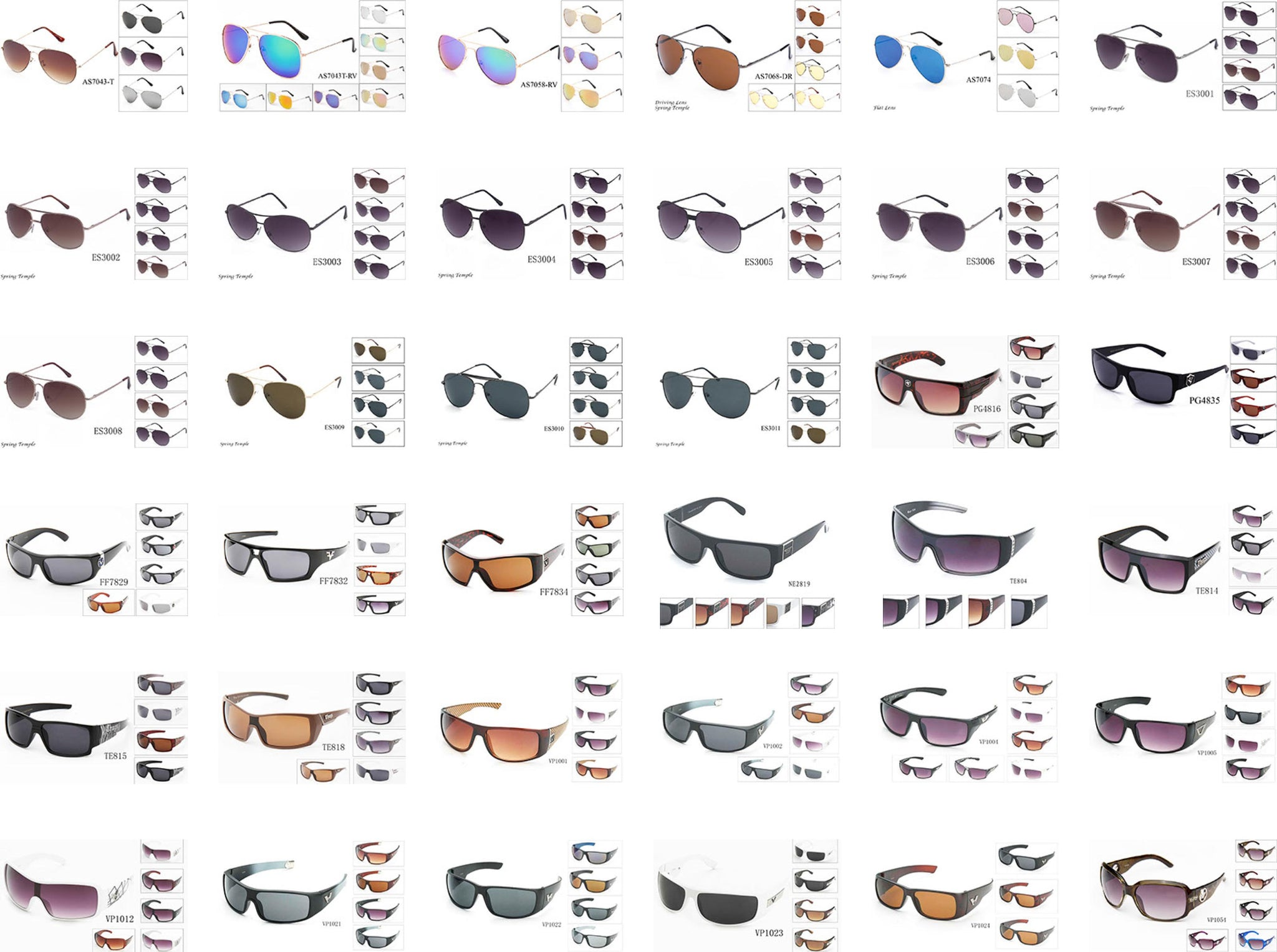 6622f785cc3c 144 Pairs Top Sales Men s Aviator   Fashion Style Sunglasses  192 -  GOGOsunglasses