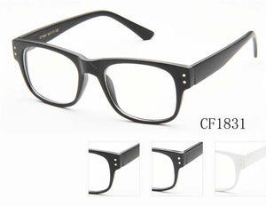CF1831 - GOGOsunglasses, IG sunglasses, sunglasses, reading glasses, clear lens, kids sunglasses, fashion sunglasses, women sunglasses, men sunglasses