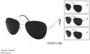 ES3011-DK - GOGOsunglasses, IG sunglasses, sunglasses, reading glasses, clear lens, kids sunglasses, fashion sunglasses, women sunglasses, men sunglasses