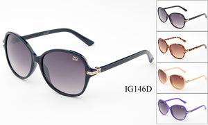 IG146D - GOGOsunglasses, IG sunglasses, sunglasses, reading glasses, clear lens, kids sunglasses, fashion sunglasses, women sunglasses, men sunglasses