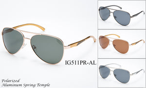 IG511PR-AL - GOGOsunglasses, IG sunglasses, sunglasses, reading glasses, clear lens, kids sunglasses, fashion sunglasses, women sunglasses, men sunglasses