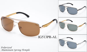 IG513PR-AL - GOGOsunglasses, IG sunglasses, sunglasses, reading glasses, clear lens, kids sunglasses, fashion sunglasses, women sunglasses, men sunglasses