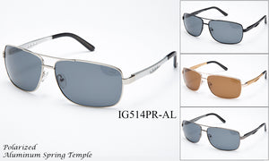 IG514PR-AL - GOGOsunglasses, IG sunglasses, sunglasses, reading glasses, clear lens, kids sunglasses, fashion sunglasses, women sunglasses, men sunglasses