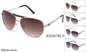 IG9267M2 - GOGOsunglasses, IG sunglasses, sunglasses, reading glasses, clear lens, kids sunglasses, fashion sunglasses, women sunglasses, men sunglasses