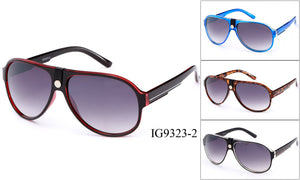 IG9323-2 - GOGOsunglasses, IG sunglasses, sunglasses, reading glasses, clear lens, kids sunglasses, fashion sunglasses, women sunglasses, men sunglasses