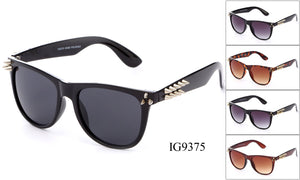 IG9375 - GOGOsunglasses, IG sunglasses, sunglasses, reading glasses, clear lens, kids sunglasses, fashion sunglasses, women sunglasses, men sunglasses