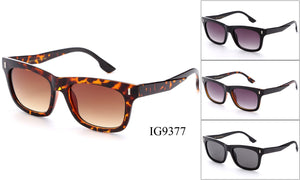 IG9377 - GOGOsunglasses, IG sunglasses, sunglasses, reading glasses, clear lens, kids sunglasses, fashion sunglasses, women sunglasses, men sunglasses