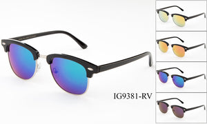 IG9381-RV - GOGOsunglasses, IG sunglasses, sunglasses, reading glasses, clear lens, kids sunglasses, fashion sunglasses, women sunglasses, men sunglasses