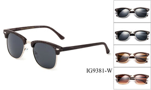 IG9381W - GOGOsunglasses, IG sunglasses, sunglasses, reading glasses, clear lens, kids sunglasses, fashion sunglasses, women sunglasses, men sunglasses