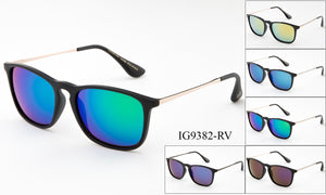 IG9382-RV - GOGOsunglasses, IG sunglasses, sunglasses, reading glasses, clear lens, kids sunglasses, fashion sunglasses, women sunglasses, men sunglasses