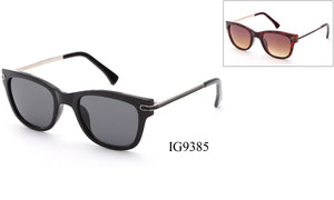 IG9385 - GOGOsunglasses, IG sunglasses, sunglasses, reading glasses, clear lens, kids sunglasses, fashion sunglasses, women sunglasses, men sunglasses