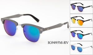 IG9495M-RV - GOGOsunglasses, IG sunglasses, sunglasses, reading glasses, clear lens, kids sunglasses, fashion sunglasses, women sunglasses, men sunglasses