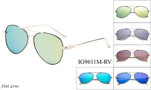 IG9611M-RV - GOGOsunglasses, IG sunglasses, sunglasses, reading glasses, clear lens, kids sunglasses, fashion sunglasses, women sunglasses, men sunglasses
