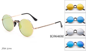IG9646M - GOGOsunglasses, IG sunglasses, sunglasses, reading glasses, clear lens, kids sunglasses, fashion sunglasses, women sunglasses, men sunglasses