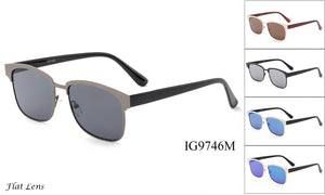 IG9746M - GOGOsunglasses, IG sunglasses, sunglasses, reading glasses, clear lens, kids sunglasses, fashion sunglasses, women sunglasses, men sunglasses