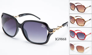 IG9868 - GOGOsunglasses, IG sunglasses, sunglasses, reading glasses, clear lens, kids sunglasses, fashion sunglasses, women sunglasses, men sunglasses