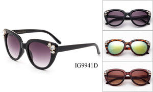 IG9941D - GOGOsunglasses, IG sunglasses, sunglasses, reading glasses, clear lens, kids sunglasses, fashion sunglasses, women sunglasses, men sunglasses