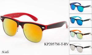 KP2057M-T-RV - GOGOsunglasses, IG sunglasses, sunglasses, reading glasses, clear lens, kids sunglasses, fashion sunglasses, women sunglasses, men sunglasses