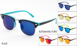 KP2064M-T-RV - GOGOsunglasses, IG sunglasses, sunglasses, reading glasses, clear lens, kids sunglasses, fashion sunglasses, women sunglasses, men sunglasses