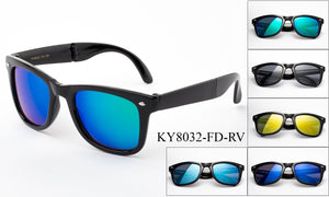 KY8032-FD-RV - GOGOsunglasses, IG sunglasses, sunglasses, reading glasses, clear lens, kids sunglasses, fashion sunglasses, women sunglasses, men sunglasses