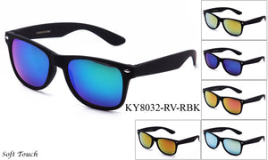 KY8032-RV-RBK - GOGOsunglasses, IG sunglasses, sunglasses, reading glasses, clear lens, kids sunglasses, fashion sunglasses, women sunglasses, men sunglasses