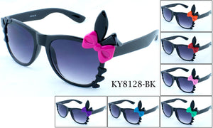 KY8128-BK - GOGOsunglasses, IG sunglasses, sunglasses, reading glasses, clear lens, kids sunglasses, fashion sunglasses, women sunglasses, men sunglasses