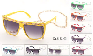 KY8163N - GOGOsunglasses, IG sunglasses, sunglasses, reading glasses, clear lens, kids sunglasses, fashion sunglasses, women sunglasses, men sunglasses