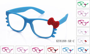 KY8188-AR-C - GOGOsunglasses, IG sunglasses, sunglasses, reading glasses, clear lens, kids sunglasses, fashion sunglasses, women sunglasses, men sunglasses