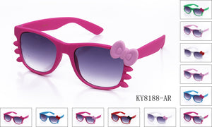 KY8188-AR - GOGOsunglasses, IG sunglasses, sunglasses, reading glasses, clear lens, kids sunglasses, fashion sunglasses, women sunglasses, men sunglasses
