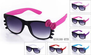 KY8188-RTB - GOGOsunglasses, IG sunglasses, sunglasses, reading glasses, clear lens, kids sunglasses, fashion sunglasses, women sunglasses, men sunglasses