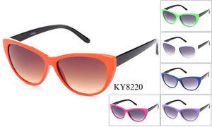 KY8220 - GOGOsunglasses, IG sunglasses, sunglasses, reading glasses, clear lens, kids sunglasses, fashion sunglasses, women sunglasses, men sunglasses