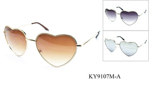 KY9107M-A - GOGOsunglasses, IG sunglasses, sunglasses, reading glasses, clear lens, kids sunglasses, fashion sunglasses, women sunglasses, men sunglasses