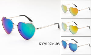 KY9107M-RV - GOGOsunglasses, IG sunglasses, sunglasses, reading glasses, clear lens, kids sunglasses, fashion sunglasses, women sunglasses, men sunglasses
