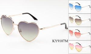 KY9107M - GOGOsunglasses, IG sunglasses, sunglasses, reading glasses, clear lens, kids sunglasses, fashion sunglasses, women sunglasses, men sunglasses