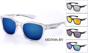 MD3046-RV - GOGOsunglasses, IG sunglasses, sunglasses, reading glasses, clear lens, kids sunglasses, fashion sunglasses, women sunglasses, men sunglasses