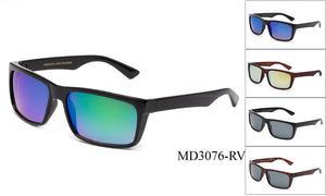 MD3076-RV - GOGOsunglasses, IG sunglasses, sunglasses, reading glasses, clear lens, kids sunglasses, fashion sunglasses, women sunglasses, men sunglasses