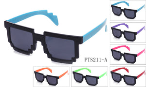 PTS211-A - GOGOsunglasses, IG sunglasses, sunglasses, reading glasses, clear lens, kids sunglasses, fashion sunglasses, women sunglasses, men sunglasses