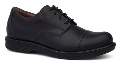 Black Oiled Nubuck