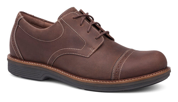 Brown Oiled Nubuck